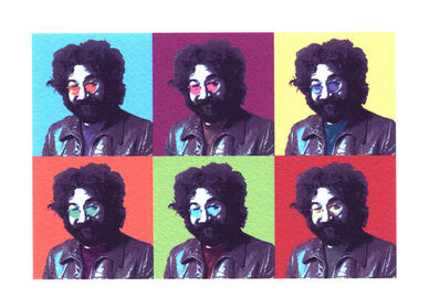 Baron Wolman, 'Jerry Times Six', 1969/2000's