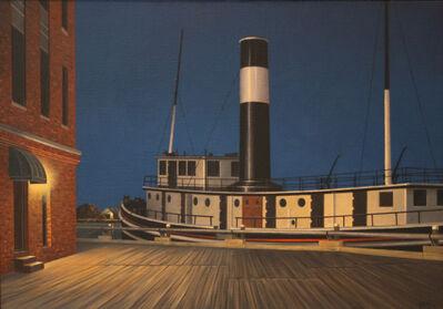Simon Harling, 'John Wannamaker at Portsmouth, NH Night'