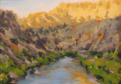 Dolores Justus, 'Golden Hills ', 2011