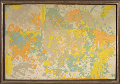 Walter Darby Bannard, 'Summer Joys No. 2', 1970