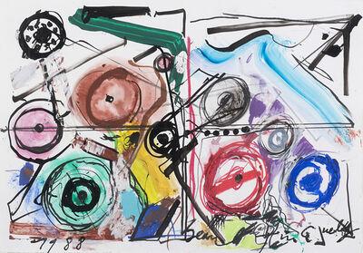 Jean Tinguely, 'Senza titolo', 1988
