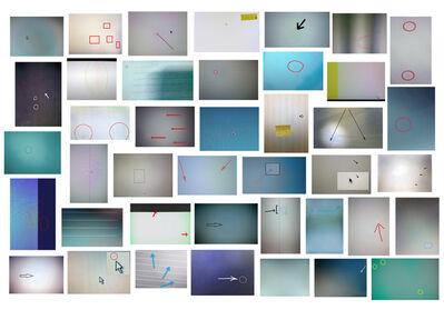 Penelope Umbrico, 'Bad Display (Drawings/eBay), group of 42', 2009