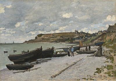 Claude Monet, 'Sainte-Adresse', 1867