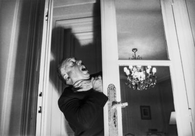 Luc Fournol, 'Alfred Hitchcock', 1955