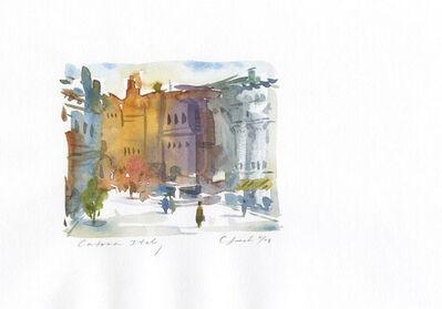 Craig Lueck, 'Cortona, Italy', 2003