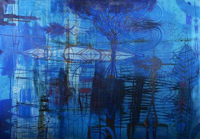 Guillermo Pacheco, 'Hierve el agua', 2018