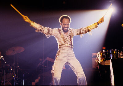 Richard E. Aaron, 'Earth, Wind & Fire, Maurice White', 1979