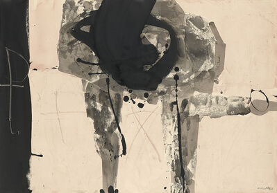 Manolo Millares, 'Sin titulo', 1963