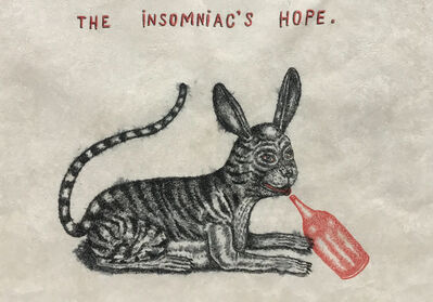 Fred Stonehouse, 'Insomniac', 2019