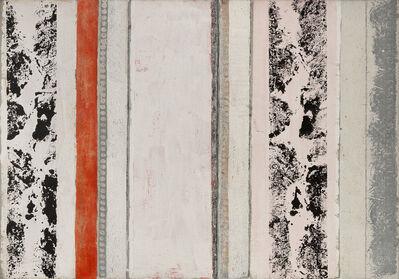 Toti Scialoja, 'Rosa', 1965