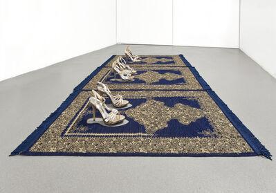 Zoulikha Bouabdellah, 'Silence Bleu', 2012