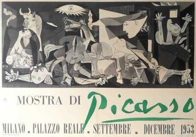 Pablo Picasso, 'Picasso exhibition poster - SALE', 1953