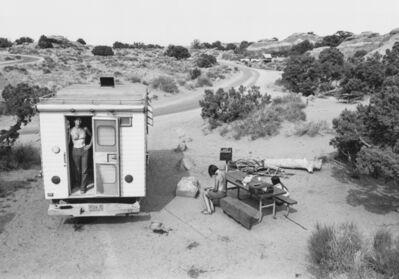 Lee Friedlander, 'Maria and Erik, Colorado', 1974