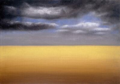 Josep Navarro Vives, 'Paisaje de Castilla (Castilla's Landscape)', 1986