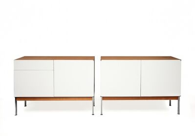 Antoine Philippon and Jacqueline Lecoq, 'Pair of sideboards', 1958