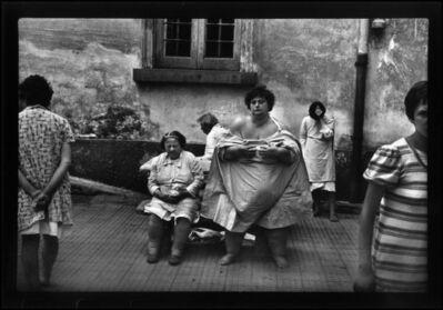 Raymond Depardon, 'Bianchi psychiatric hospital. Naples, Campania region. Italy. ', 1979