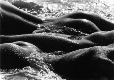 Lucien Clergue, 'Geantes de la mer, Camargue', 1978