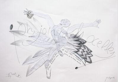 Ana DMatos, 'Palimpsest IX', 2016
