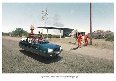 Rubén Torras, 'Encounters II', 2019