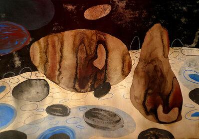 Enrique Mestre-Jaime, 'Lunar desert', 2020