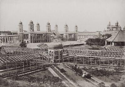 Samuel Bourne, 'Qaisar Bagh In Lucknow ', 1862