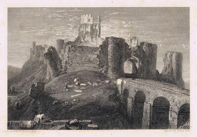 J. M. W. Turner, 'Corfe Castle, Dorsetshire', 1814