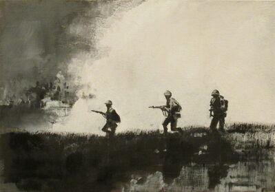 William Ciccariello, '3 Soldiers', 2017