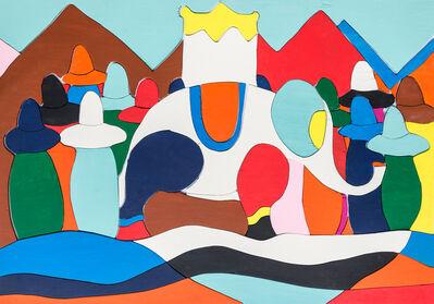 Henrik Vibskov, 'White elephant in a room', 2014