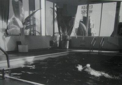 Paul Greenberg, 'Swimmer - Park Meridian', 1979