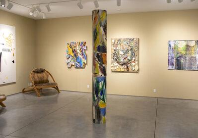 Elaine de Kooning, 'Untitled (Totem Pole)', ca. 1960