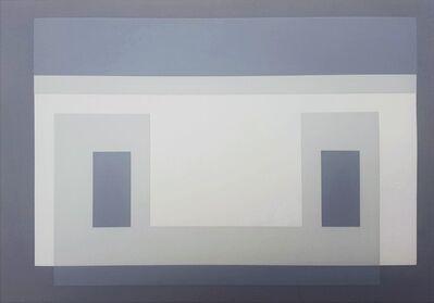 Josef Albers, 'Variant III', 1967