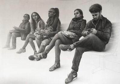 Raul Barrilado, 'En su mundo VIII', ca. 2019