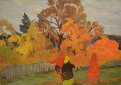 Lidya Stanislavovna Nefedova, 'Autumn melody', 1964