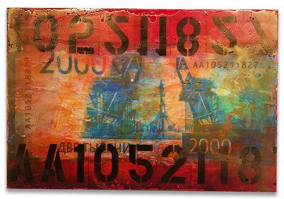 Fidel Rodriguez, '2000 Russian Rubles', 2019