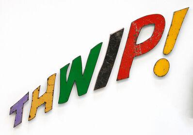 David Buckingham, 'THWIP! ', 2019