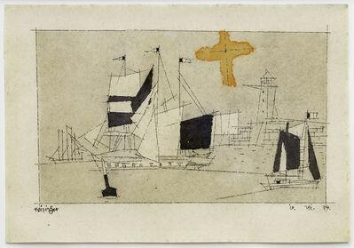 Lyonel Feininger, 'Untitled', 1944