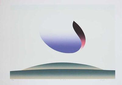 Koichi Ogawa, 'Blue Sphere V-D', ca. 1980