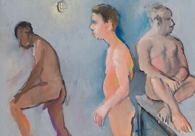 Patrick Angus, 'Steambath 5', 1989