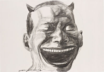 Yue Minjun, 'Untitled (Portrait)', 2009