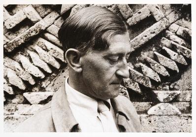 Anni Albers, 'Untitled (Josef Albers, Mitla, Mexico)', 1935-1939