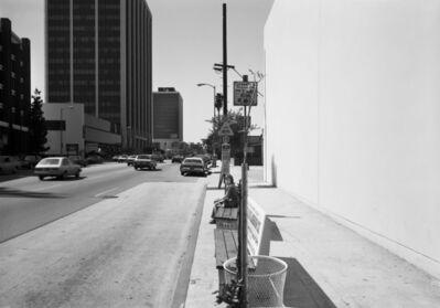 Anthony Hernandez, 'Public Transit Areas #12', 1979