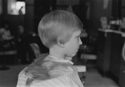 Mark Steinmetz, 'Ansonia, CT (Haircut)', 1985
