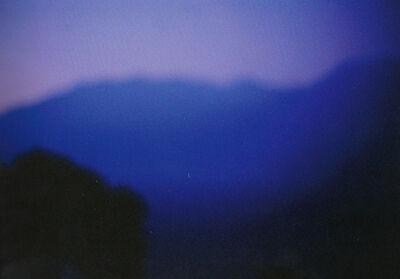 Nan Goldin, 'Blue Hills, Italy', n.d.
