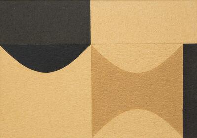 Alberto Burri, 'Cellotex', 1982