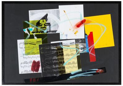 Giuseppe Chiari, 'Untitled', ca. 1989