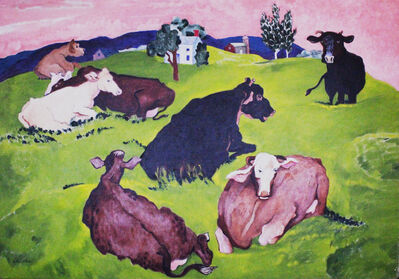 ede-else, 'Pasture', ca. 1955