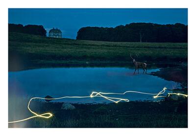 Per Morten Abrahamsen, 'Wandering Alone', 2018