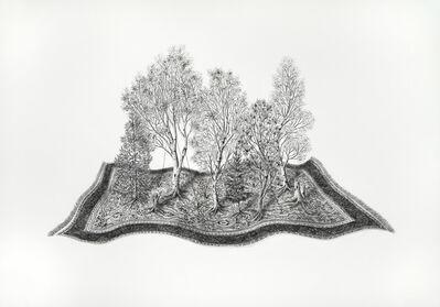 Véronique La Perrière M., 'Le motif de mes rêves (arrimage)', 2018