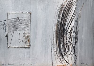 Emilio Scanavino, 'Untitled', 1961
