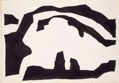 Tony Smith, 'Untitled (5)', 1970